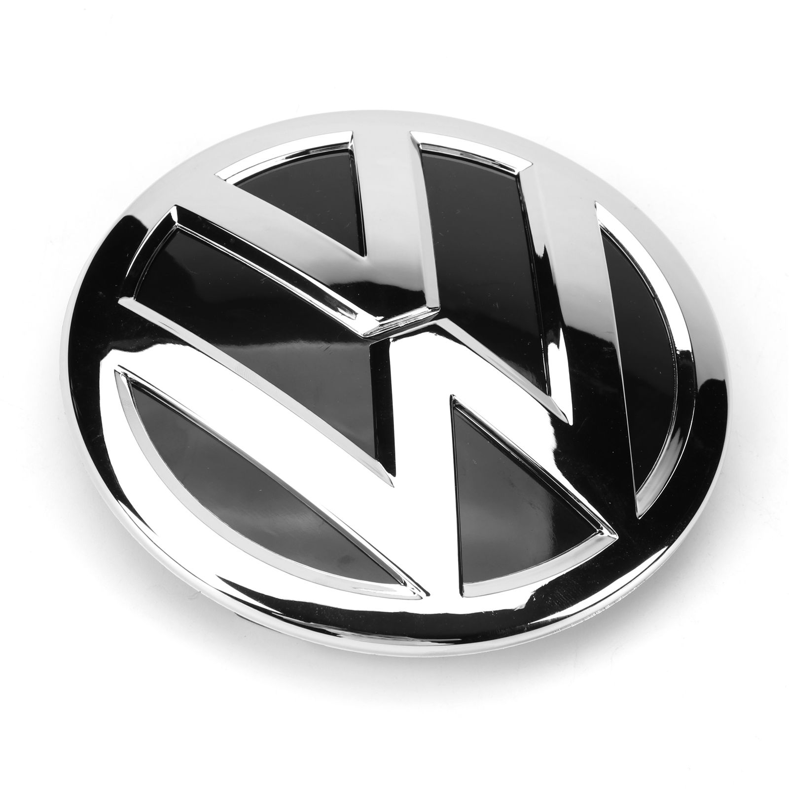 OEM 150 мм Хромированная передняя решетка радиатора, эмблема с автоматическим логотипом для VW Volkswagen CC 35D 853 601