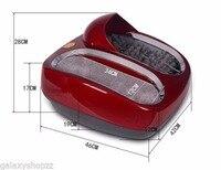 Автоматическое оборудование для полировки обуви вместо машина для покрытия туфель