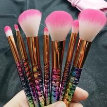 Makeup Brushes Set 7pcs/lot Eye Shadow Eyelash Eyebrow Pincel Maquiagem For