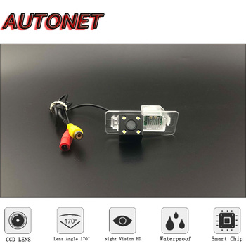 AUTONET HD Night Vision Backup Rear View camera or Bracket For BMW E38 E39 E46 E60 E61 E65 E66 E90 E91 E92 X3 X4 X5 X6 image