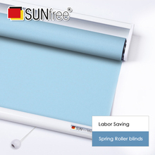 SUNFREE Spring roller blinds Labor saving system Automatic roller blind for office/Kitch/Bedroom Made to Measure kitch clock kitch clock 911440