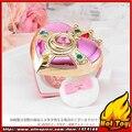 Original Bandai Sailor Moon 20th Anniversary Sailor Moon Miracle Romance Cosmic Heart Cheek Blush Compact