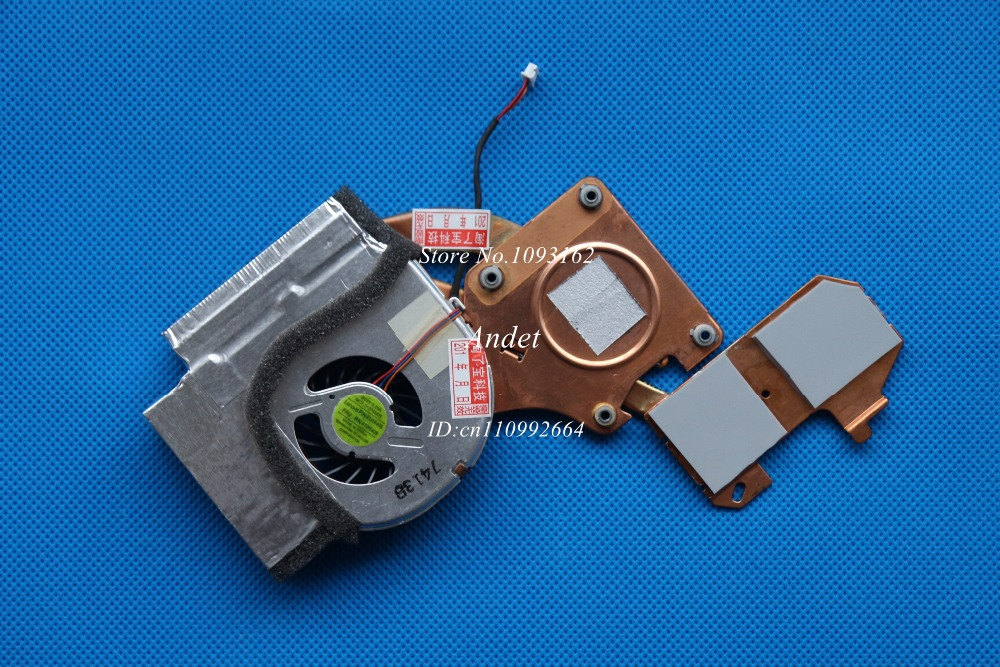 New Original for Lenovo ThinkPad T60 T60P CPU Cooling Heatsink Fan Discrete Heatsink Thermal Laptop 41W6409 купить