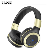 ZAPET B20 Wireless Bluetooth 4 1 Stereo Super HIFI Bass Earphone Headphones With Mic For Iphone