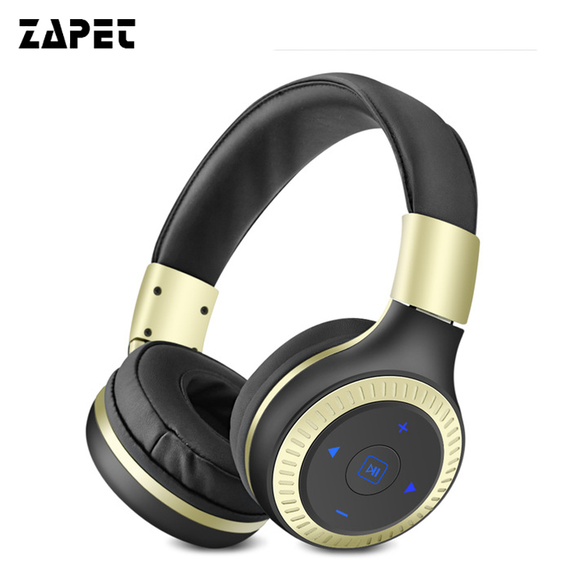 ZAPET B20 Wireless Bluetooth 4.1 Stereo Super HIFI Bass Earphone Headphones With Mic for Iphone Samsung Headphone Xiaomi heaset