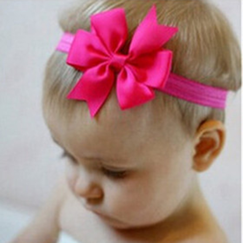 Children Girl Birthday Gift Fishtail Bow Ribbon Baby Kids Hairband Headband Hair Headwear High Quality Accessories botticelli низкие кеды и кроссовки