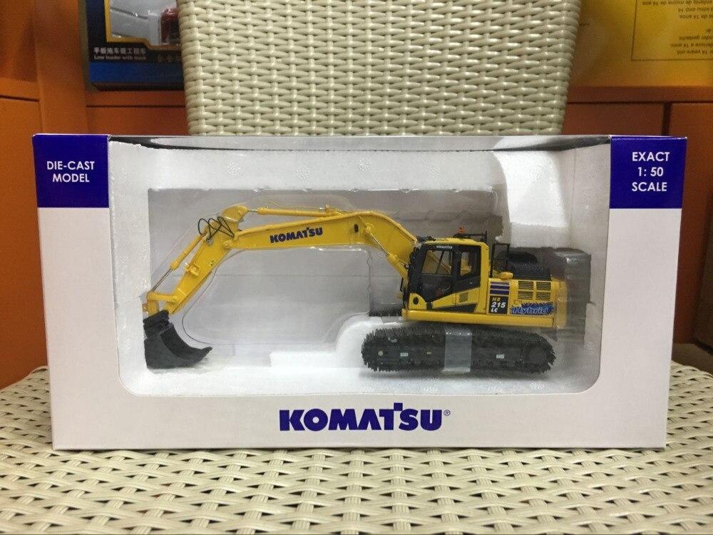 Universal Hobbies UH8135 Komatsu HB215LC-3 Excavator 1/50 Scale Metal New Model first gear 50 3246 komatsu d65px 17 bulldozer w hitch 1 50 nib toy