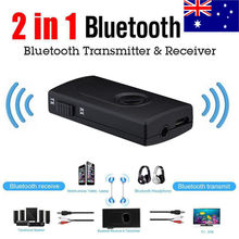 Mpow 2-in-1 Bluetooth 4.1 Speaker Transmitter Receiver Wireless Audio Adapter AU