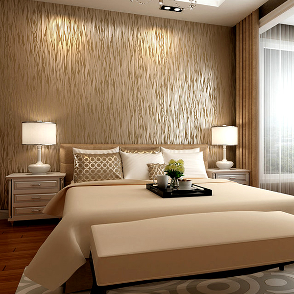 Dormitorios pintados a rayas excellent alta calidad rosa for Muebles pintados a rayas
