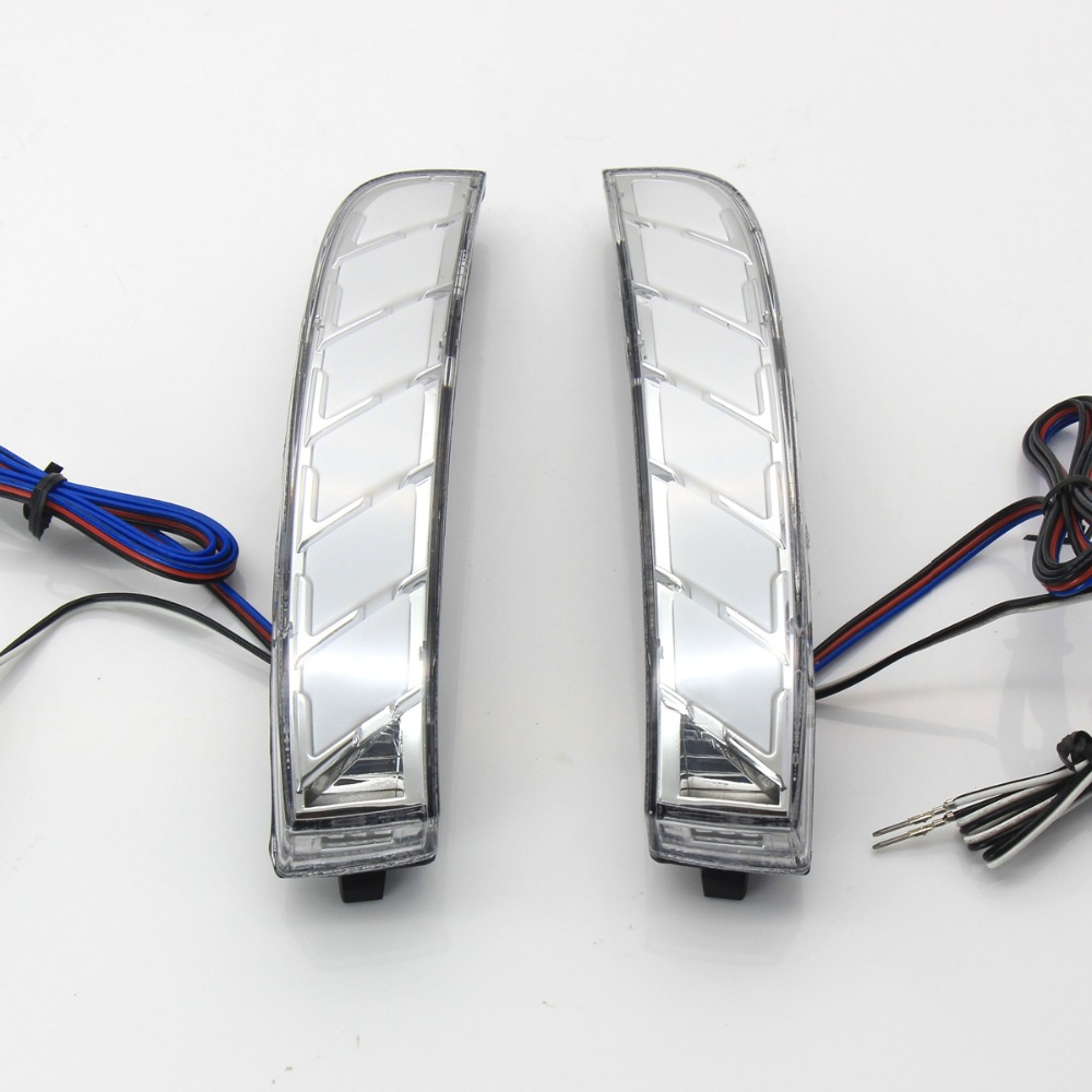 Ford rearview mirror light 6