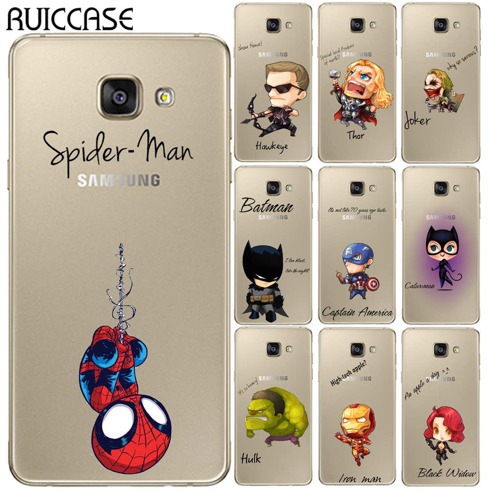best top samsung galaxy a8 case marvel brands and get free ...