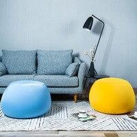 Мешок бобов ленивый стул диван Мода креативность многофункциональная сумка с Тоторо дети диван спальня балкон один татами диваны кровать
