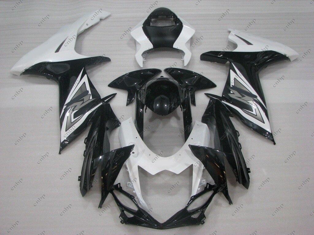 2012 GSXR 600 Abs Fairing  GSX R750 13 14 Full Body Kits GSX R750 2013 Fairings 2011 - 2015 K11