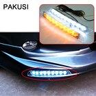 PAKUSI 1Pair Car LED...