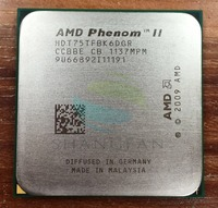 AMD Phenmon X6 1075T X6 1075T 3.0GHz Six Core CPU Processor HDT75TFBK6DGR 125W Socket AM3 938pin