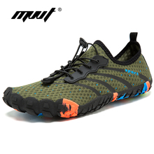 Summer Breathable Couples Aqua Shoes Men/Women Outdoor Quik-dry Beach Water Sneakers Women
