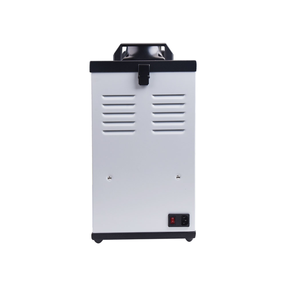 Tools : 200W Double Channel  Laser Soldering Smoke Purify Machine Fume Extractor Welding