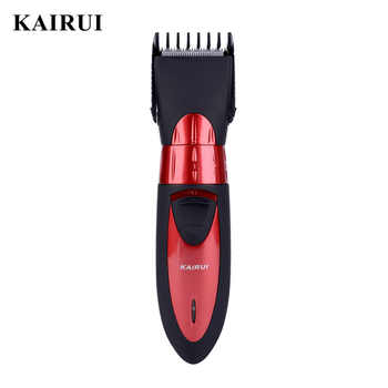 KAIRUI 220-240V Hair Clipper Trimmer Men Shaver Razor Washable Hair Cutting Machine For Baby Haircut maquina de cortar cabelo - DISCOUNT ITEM  44% OFF All Category