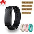 Original huawei honor a1 pulseira smartband uv monitor de calorias sono rastreador de fitness pedômetro inteligente pulseira para android ios