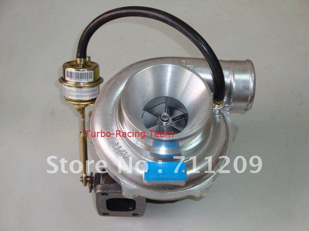 GT30 GT3076 GT3076R турбонагнетатель с 5 болтами