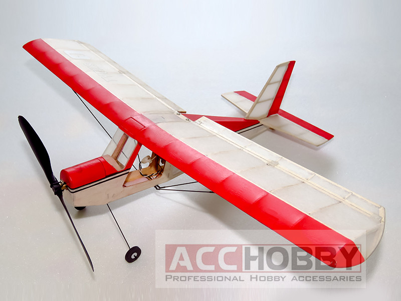 Ultra-micro Balsawood Airplane AEROMAX Kit MinimumRC 400mm Wingspan Micro RC Balsa Wood Laser Cut Building Kit Brushless K5
