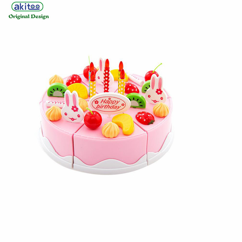 Peachy Akitoo 3226 Upgrade Girl House Shop Shopping Cart Toy Pink Funny Birthday Cards Online Sheoxdamsfinfo