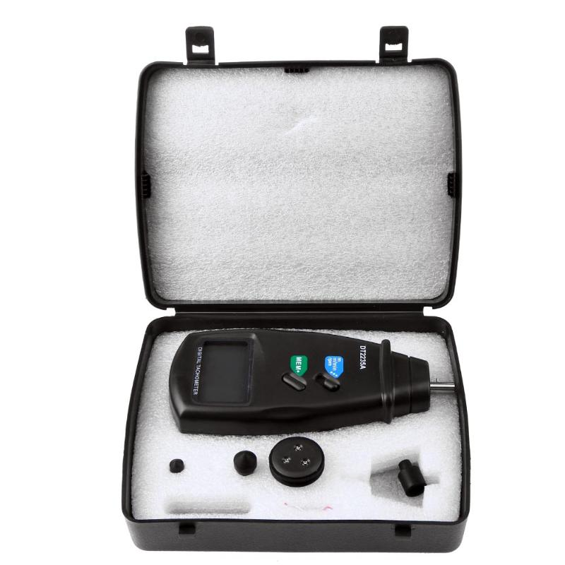 SM6234E Digital Laser Tachometer RPM Meter Non-Contact Motor Lathe Speed Gauge Revolution Spin SM6234E Diagnostic-tool diagnostic tool digital laser tachometer rpm meter non contact motor lathe speed gauge revolution spin free shipping