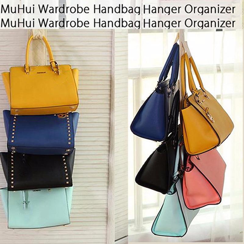 Closet Handbag Organizer