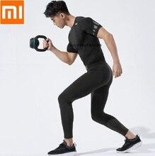 Youpin ZENPH Pantalones deportivos elásticos para hombre, ajustados, transpirables, de secado rápido, para entrenamiento, para correr