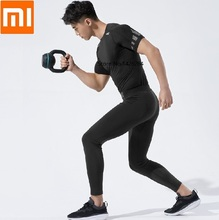 Youpin ZENPH men high elastic Sports trousers Quick drying Breathable tight pants man training running Sweatpants
