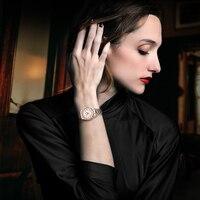 Tinze Wrist Watch for Women 2018 New Fashion Calendar Waterproof Watch Rose Gold Watch Women Relogio Feminino Montre Femme