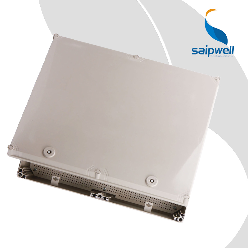 SP AG 605019 Grey CE Approved IP66 ABS Material Waterproof Junction Box 600 500 190mm