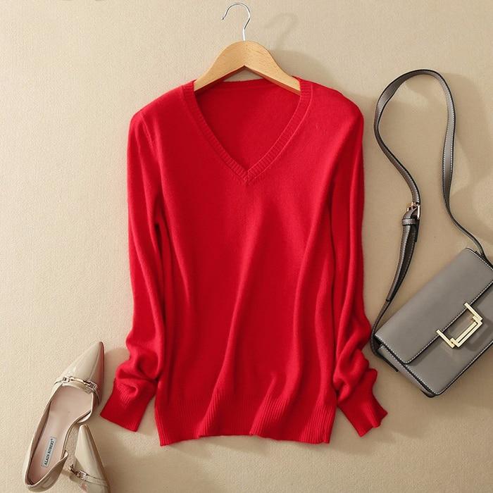 v neck sweater women 64