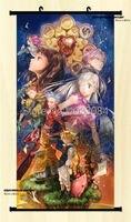 Anime Poster pergaminho de parede Nanatsu no Taizai os sete pecados capitais Home Decor