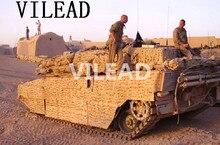 Купить с кэшбэком Loogu 3M x 6M (10FT x 19.5FT) Desert Digital Camo Netting Military Army Camouflage Net Shelter for Hunting Camping Car Covers