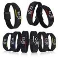 Famouse Brand Sport Watch Women Mens Rubber LED Watch Date Sports Bracelet Digital Wrist Watch Cheap Watches Saat Feida