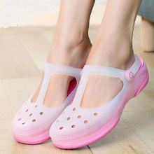 5321d0f1f Wome Slip on Sandals Garden Clogs Waterproof Shoes Women Classic Nursing  EVA slippers Hospital Women Work Medical nurse Girls