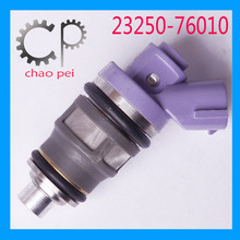 Defus logo Fuel injector free shipping to word 23250-76010 Hot sale