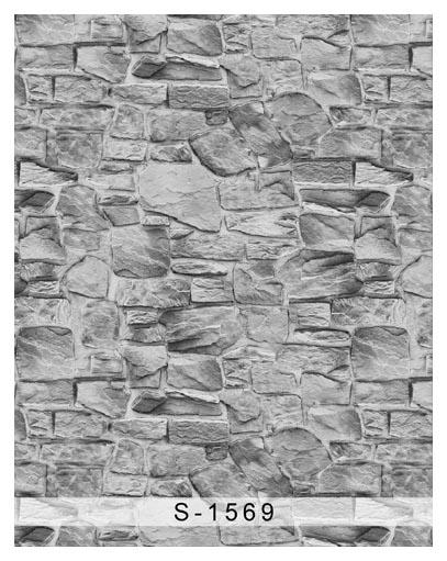 5x7ft gris gris piedra de pared personalizado photo studio teln de fondo de vinilo 220 cm