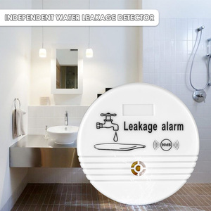 Image 4 - 90db Leakage Alarm Detector Water Leakage Sensor Wireless Water Leak Detector House Safety Home Security Alarm System