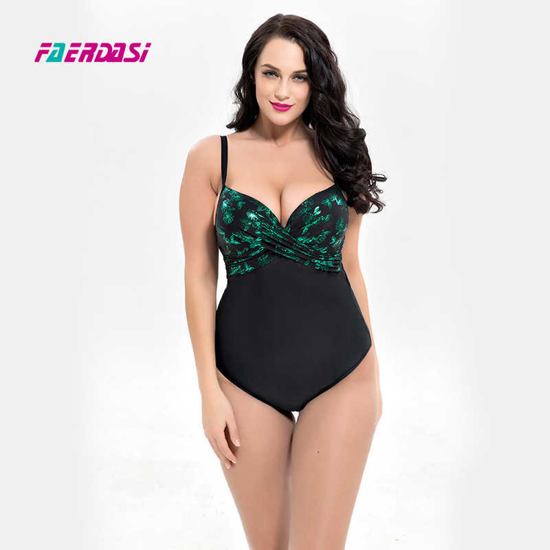db8529fb29c Detail Feedback Questions about Faerdasi Women Shiny Swimsuit New ...
