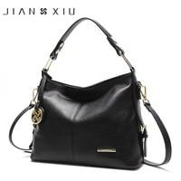 JIANXIU Luxury Handbags Women Bags Designer Genuine Leather Handbag Bolsa Feminina Sac A Main Bolsos 2017