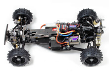 Tamiya Uitgang 2013 1:10 4WD Buggy RC Cars Kit EP Off Road #58583(China)