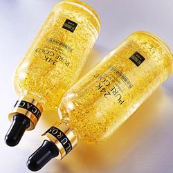 Gezicht Serum Nicotinamide Facial Essentie Vloeibare 24K Puur Goud Anti-Aging Hydraterende Verfrissende Huidverzorging