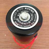 صمام ملف لولبي فراغي ذو اتجاهين مغلق عادة صمام ZKC23 8 CO (قطر 8 مللي متر) Rc3/8|normally closed solenoid valve|valve solenoidvalve 8mm -