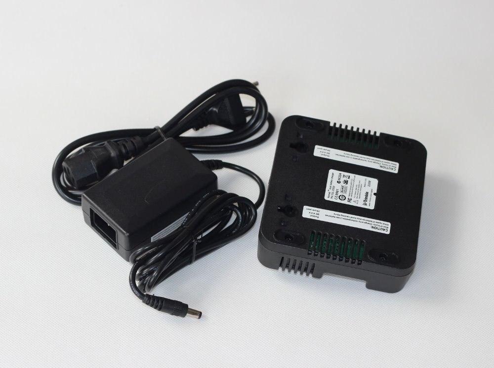 Nova NIVO M & NIVO C Carregador Duplo Para Ni-kon M/C Estações Totais, 3pin