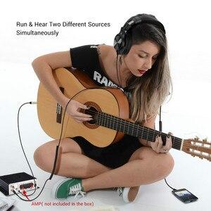 Image 5 - OneOdio A70 bezprzewodowe słuchawki Bluetooth na ucho profesjonalne Studio nagrań Monitor przewodowy zestaw słuchawkowy DJ z mikrofonem