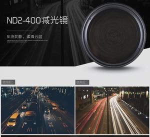 Image 5 - Zomei قابل للتعديل 37 مللي متر كثافة محايدة كليب على ND2 ND400 الهاتف كاميرا عدسة ترشيح آيفون هواوي سامسونج أندرويد ios موبايل