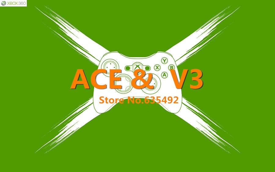 Original and new   ACE V3   ACE&V3 ACE AND V3 padbot v3