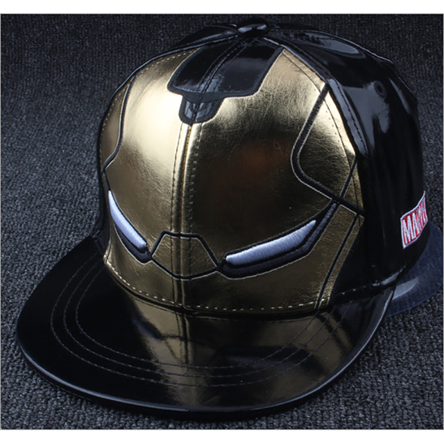 Ironman Avengers Baseball Caps